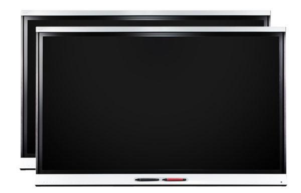 2 x Monitor SMART Board 6065 HD