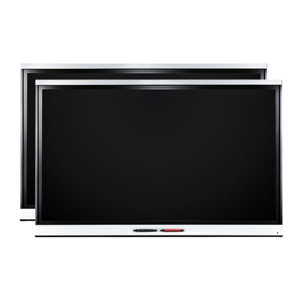2 x monitor interaktywny SMART Board 6065 HD