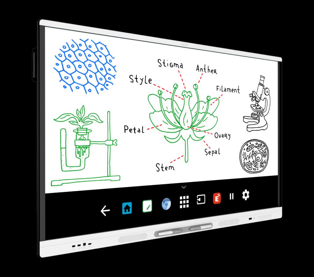 monitor interaktywny SMART do szkoły