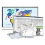 1 X MONITOR SMART BOARD 6065 HD; 1 X TABLICA SMART SBM680 + PROJEKTOR ULTRAKRÓTKOOGNISKOWY HITACHI CP-AX2505 [SBID-6055-HD+SBM680+CP-AX2505]