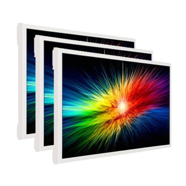 "3 x monitor interaktywny 65"" HITACHI UHD6510"