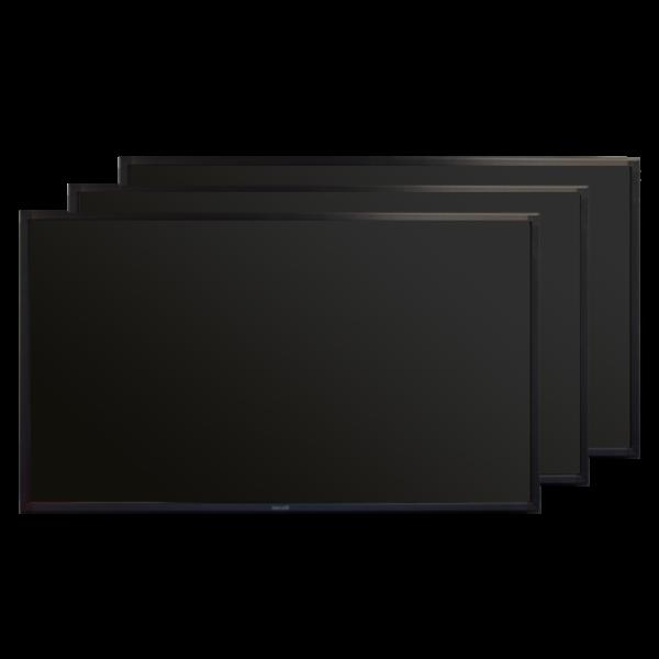 3 x Monitor interaktywny Maxell MA-6510BK