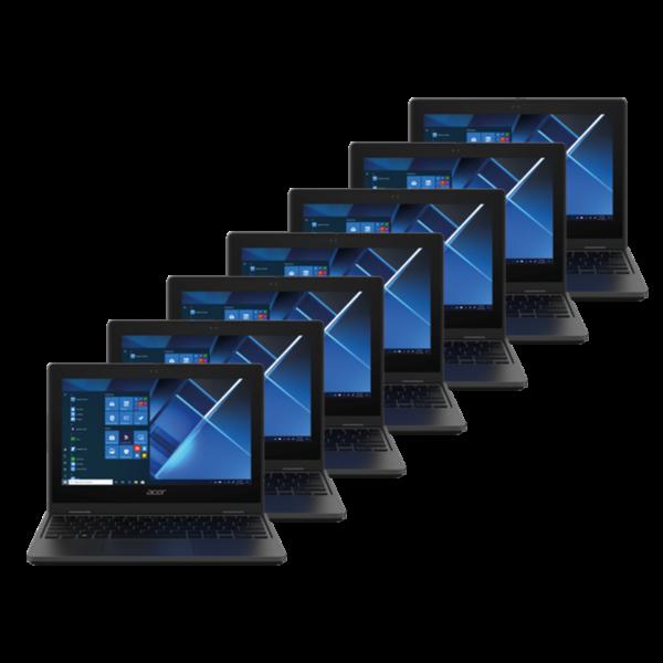 7 x Komputer przenośny Acer TM-B311RN-31