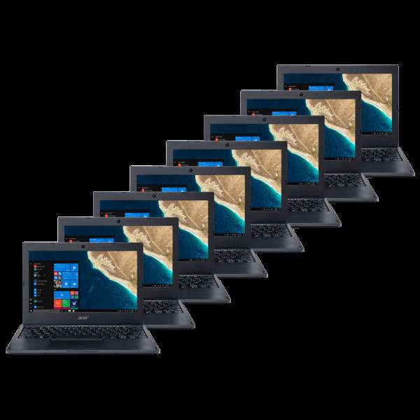 8 x Komputer przenośny Acer TM-B118-G2-RN