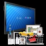 Zestaw do nauki kodowania (mały) z monitorem interaktywnym