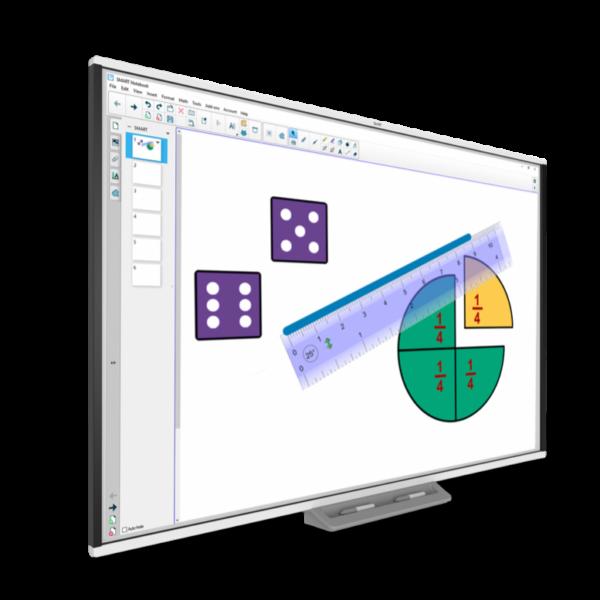 1 x Tablica interaktywna SMART Board M777V